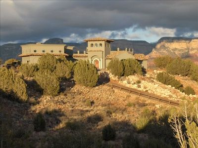 Photo for Acreage, Privacy, Luxury...Nothing Like it in Sedona!