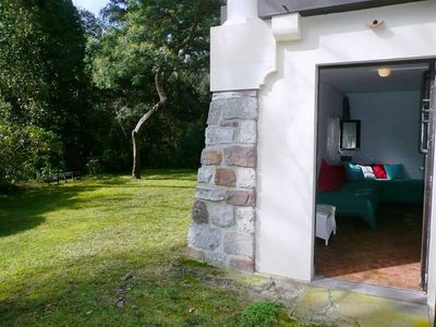 Photo for Apartment close to the beach of the Cork oaks of the Marine lake of Hossegor