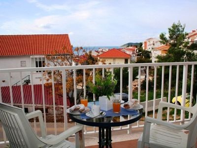 Photo for 1 Bedroom Apt 200m to Beach and 600m to Hvar Town Centre