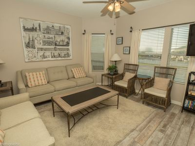 Photo for SPC 9207 - Upstairs 3 BR in the Beachwalk area of Sandpiper Cove