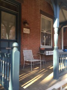 West Philly Parkside Pad