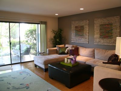 Photo for Chic Contemporary Retreat in the heart of South Palm Desert