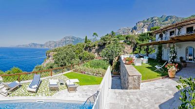 Photo for VILLA IRIDE - LUXURY HOLIDAY VILLA - PRAIANO - AMALFI COAST