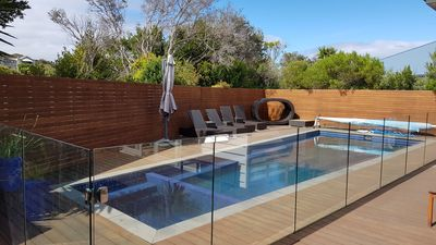 Photo for SORRENTOO - the place to kick back, relax by pool or down by the sea