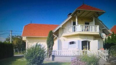 Photo for Apartments for 4 persons overlooking Lake Balaton