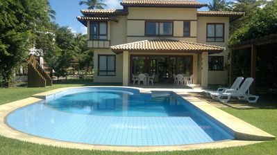 Photo for House in Costa do Sauipe with complete infrastructure, close to Praia do Forte