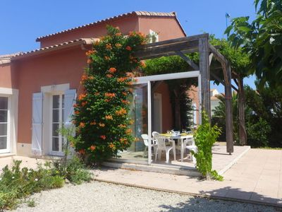 Photo for Vacation home Les Grandes Bleues 2 in Narbonne-Plage - 6 persons, 3 bedrooms