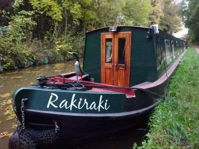 Photo for Narrowboat - Sleeps 10 - Raki Raki - 69ft