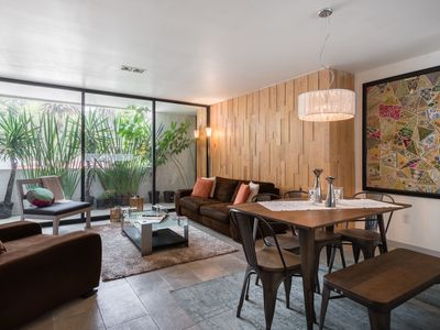 Photo for Stylish 2 bedroom on Chic Condesa Street