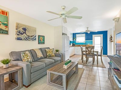 Photo for Luxurious Ocean View Condo Perfectly Located!
