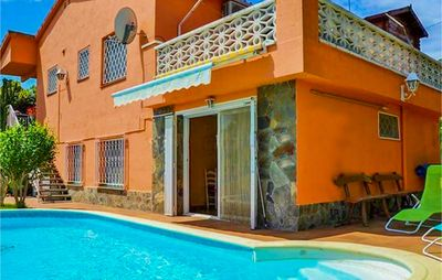 Photo for 5 bedroom accommodation in Pineda de Mar