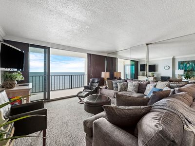 Photo for LUXURY Ocean Front Condo * Arcadian One *