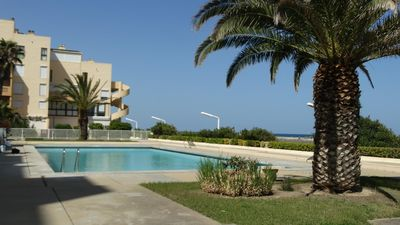 Photo for STUDIO ACCESS SWIMMING POOL AND SEA FRONT