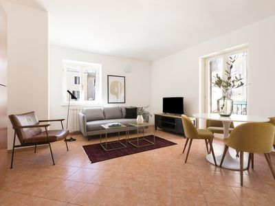 Photo for Sonder | San Pietro Vaticano | Spacious 2BR