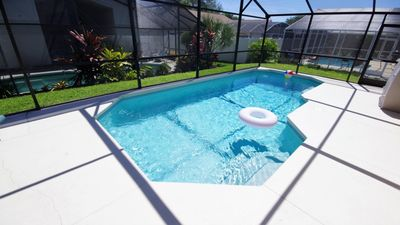 Photo for Deluxe vacation villa located in Kissimmee, FL minutes from Disney World
