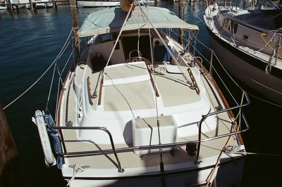 Obsession is a 1979 completely renovated sailboat economical for couples