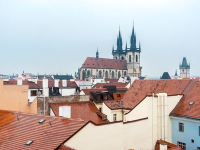 Photo for Contemporary apartment in the heart of Prague - walk to everything!