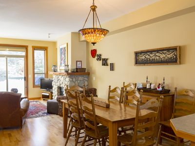 Photo for Amazing 3 Bed/3 Bath With Bonus Tv Area in Upper Village With Ski In/ski Out