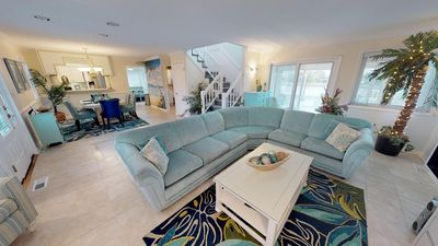 Spacious Family Home  mid town  Waterfront , Lots of outdoor space ,