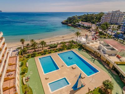 Photo for Apartment Voramar in Calpe/Calp - 4 persons, 2 bedrooms