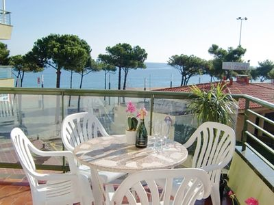 Photo for Holiday apartment on Platja D'Aro in front of the Big Beach