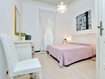 Photo for Rome Colosseum Apartment SAT TV/WI-FI Elegant 3BR/2BATHS in the Ancient Rome