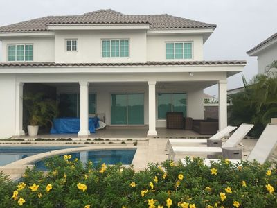 Photo for Spectacularly furnished beach house