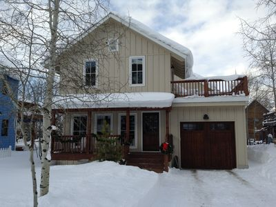 Photo for Elk Cottage In Town!  Complete Remodel.  Walk or bike to everything!