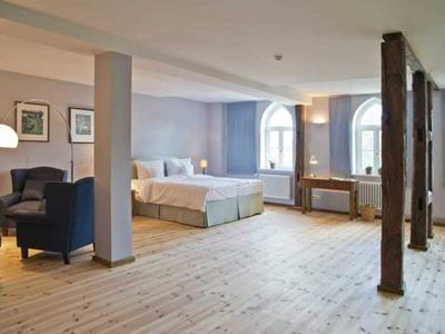 Photo for Large Double Room - Romantik Hotel Gutshaus Ludorf (H)