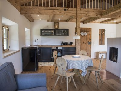 Photo for Exclusive and generous holiday with panoramic mountain views