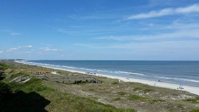 Photo for OCEANFRONT -  Litchfield By the Sea Condo - Steps to the beach!