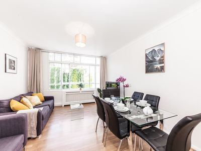 Photo for IN THE HEART OF LONDON BY OXFORD CIRCUS - SOHO - MARYLEBONE - BEAUTIFUL 2BR FLAT