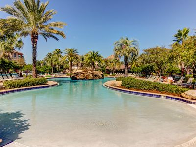 Photo for NEW LISTING! Fun in the sun in this gorgeous home w/ resort pool & beach access