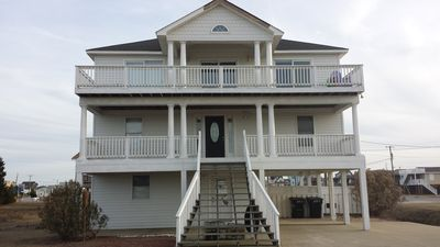 Photo for End of Summer SALE$$ Beautiful house with pool and a short walk to the beach