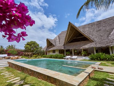 Photo for Essence of Africa with swimming pool and chef - For families and couples - Beaches at 500 m