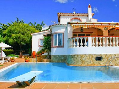 Photo for 3BR Villa Vacation Rental in Son Bou, Menorca, Menorca