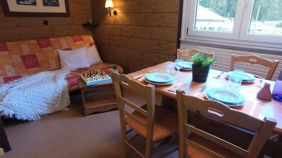 Photo for VVF Villages The Jura Mountains - 2 Rooms 5 People