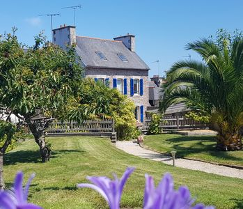 Photo for Seaside house in Paimpol in the Armor Coast, 400 m from the beach