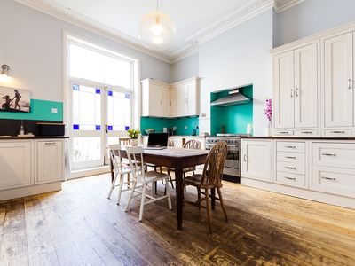 Photo for Huge family home, ideal for large groups, in Bohemian Stoke Newington (Veeve)