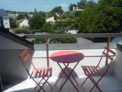 Photo for 2BR Apartment Vacation Rental in SAINT MARC SUR MER