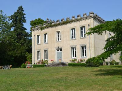 Photo for Castle Partoucie with private pool