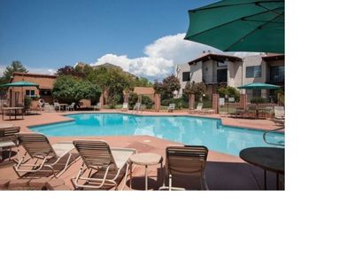Photo for Beautiful Comfortable Condo! Community Pool! OCE C12 - S097