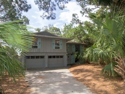 Photo for 5 bedroom 3 bath house on the north side of the island  Please ask us about Golf Packages for Monthly Rentals!!!!