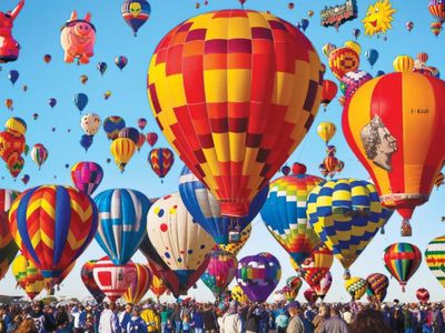 Photo for Balloon Fiesta Accommodations - VIP North RV Lot + Tickets