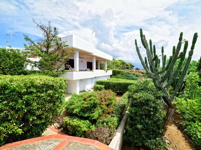 Photo for Villa, Exceptional Sea-view  OFFER FOR MAY AND JUNE