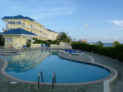 Photo for 1 and 2 Bedroom 2 Bath Ground Floor beach front