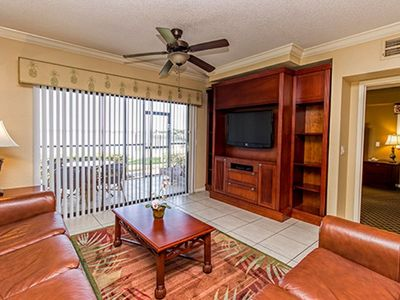 Photo for Spacious 3 bedroom 3 bath condo close to Orlando attractions