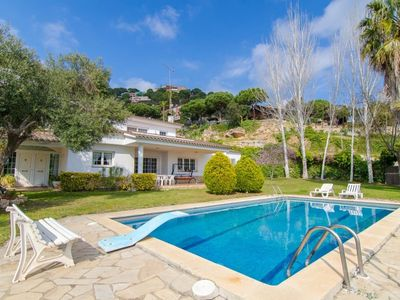 Photo for Club Villamar - Beautiful holiday villa with private swimming pool and very close to the beach at...