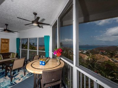 Photo for 1BR Apartment Vacation Rental in Cruz Bay, St John