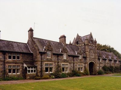 Photo for Baronscourt, home of the Duke of Abercorn's family since 1612, in County Tyrone, Northern Ireland.